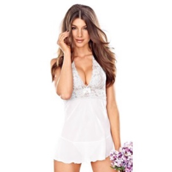 Frederick's of Hollywood Other - Very Beautiful Bridal Babydoll by Fredericks